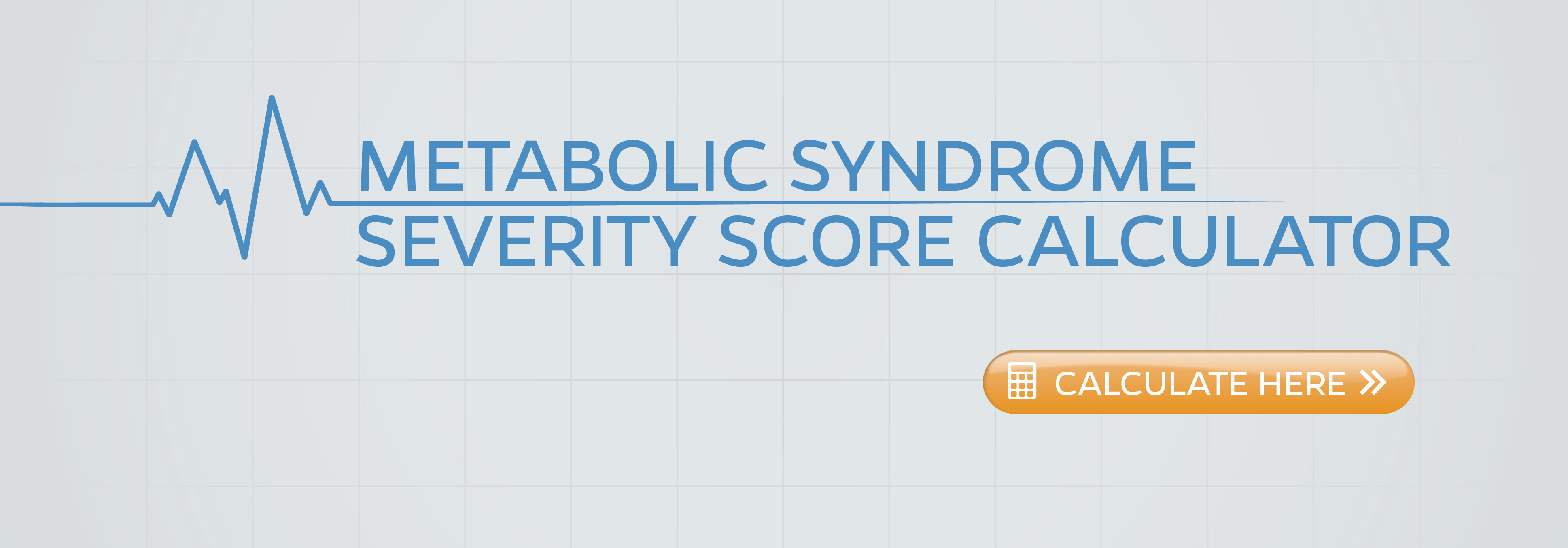 Online Calculator for Metabolic Syndrome Launched